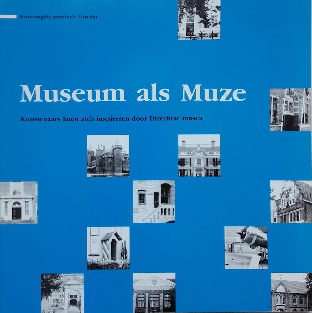 Museum als muze; Kunstenaars laten zich inspireren door Utrechtse musea.