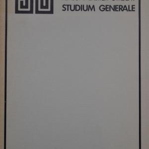 Dada Studium Generale 1978